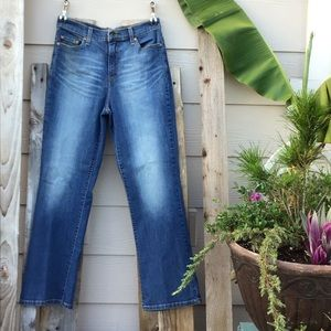 🌺 Perfectly Slimming Boot Cut Levi's 512  👖12S🐠